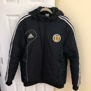 Scotland football coat